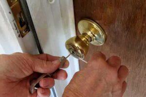 Afgebroken sleutel Barendrecht